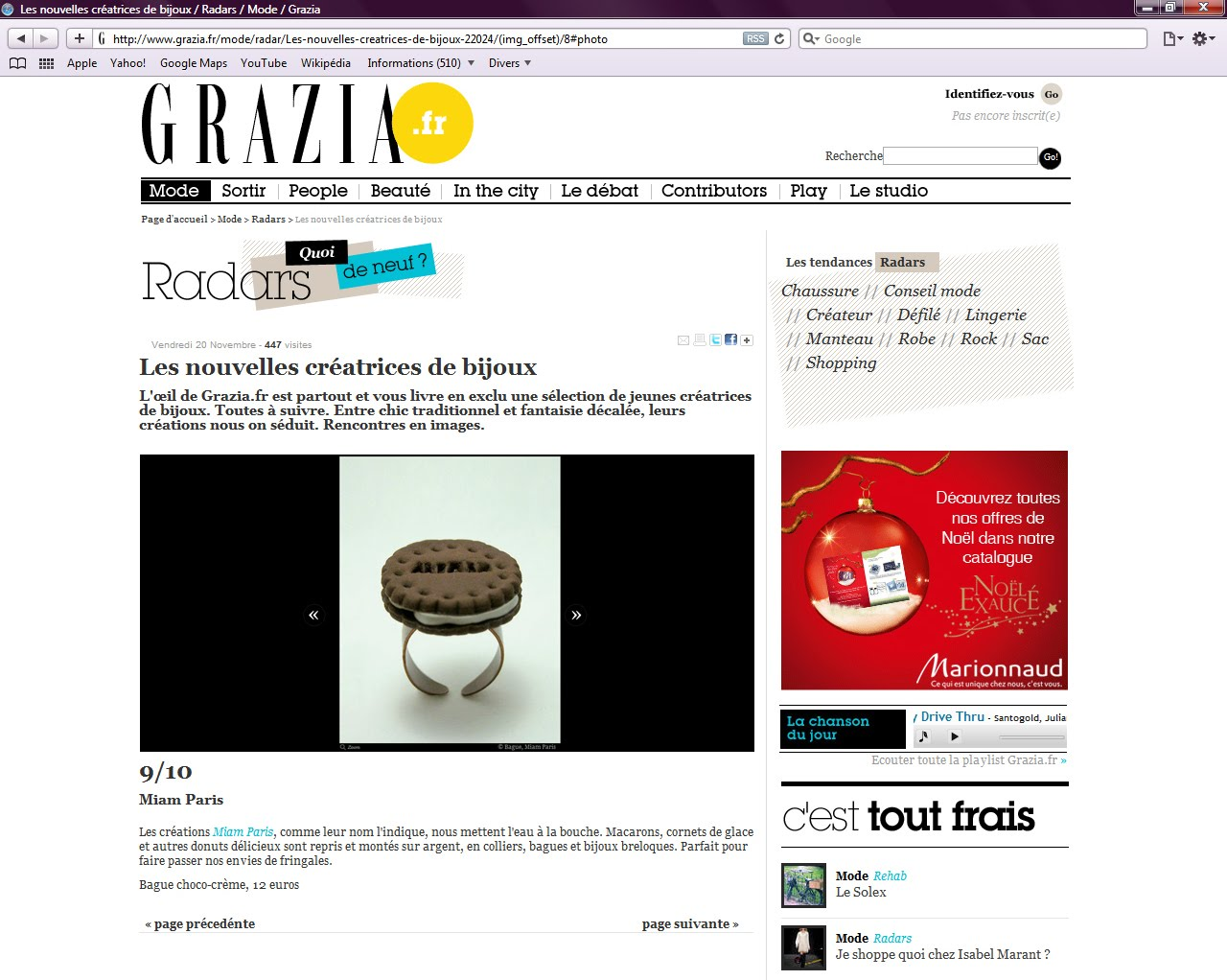 grazia copie