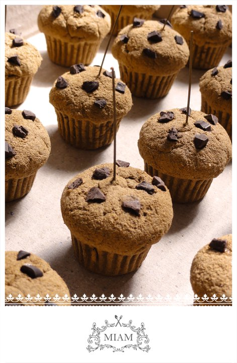 LES MUFFINS